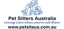 Pet Sitters Australia logo
