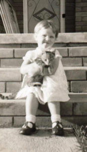 CatRescue 901 Secretary - Cheryl Hill in 1963